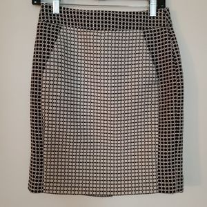 NWOT Banana republic skirt pocket front si…